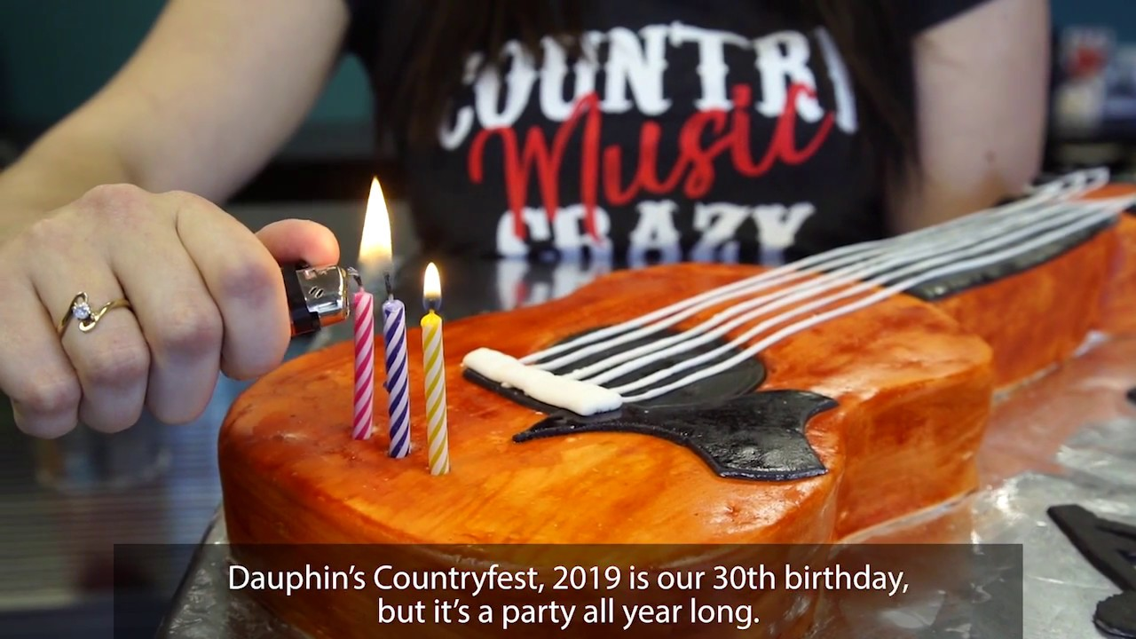 Our Birthday Your Party! Win a FREE concert for your community!