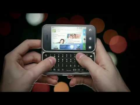 Motorola Backflip Commercial