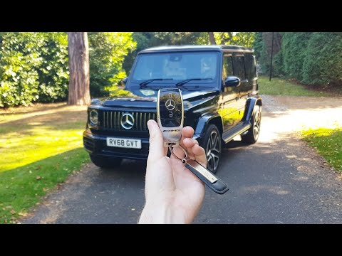 2019 Mercedes-Benz G63 AMG: In-depth Exterior And Interior Tour + Exhaust!