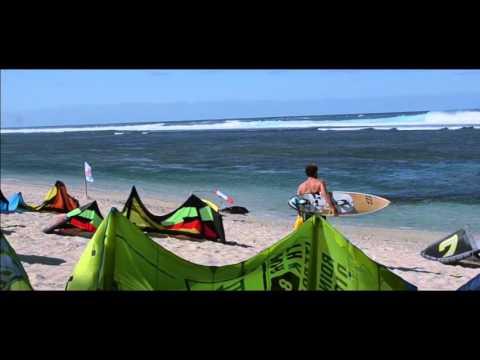 Championnat de la Réunion Kite surf 2015