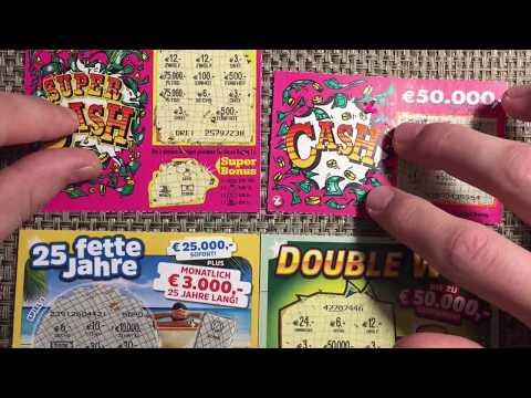 ВЫИГРЫШ! Австрийская ЛОТЕРЕЯ! 25 лет Беззаботной Жизни!!! Lottery!