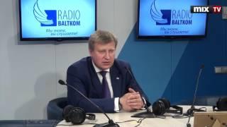 """Максим Толстой в программе """"Прямая речь"""" #MIXTV"""