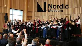 Norwegian Ladies Chorus of Seattle--Nordic Museum GO