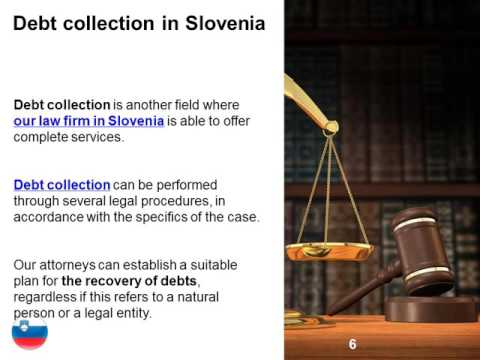 Law firm in Slovenia