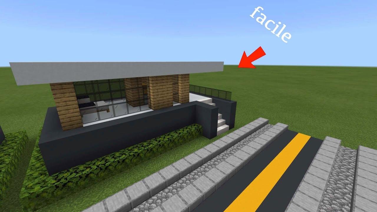 COMMENT CONSTRUIRE UNE MAISON MODERNE ? Tuto Build ...