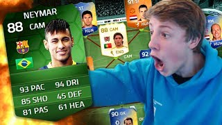 MOTM NEYMAR + 10 MILLION WAGER!!!! - FIFA 14