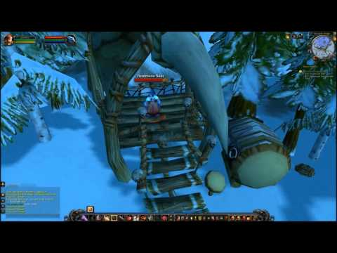 Frostmane Aggression Quest - World of Warcraft