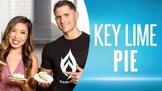 Healthy Key Lime Pie ft. Matty Fusaro & Blogilates