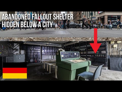 URBEX | Abandoned Fallout Shelter