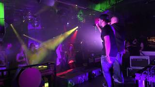(LIVE Cabaret, pori) Ankkuri ft.  Ugly B - Open your eyez