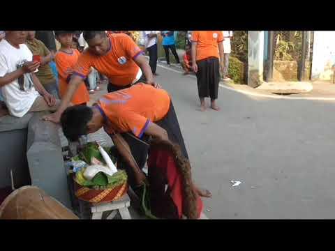 Madyo Trisno Budoyo Extreme art from Malang Indonesia @Madyopuro Malang 29/04/2018