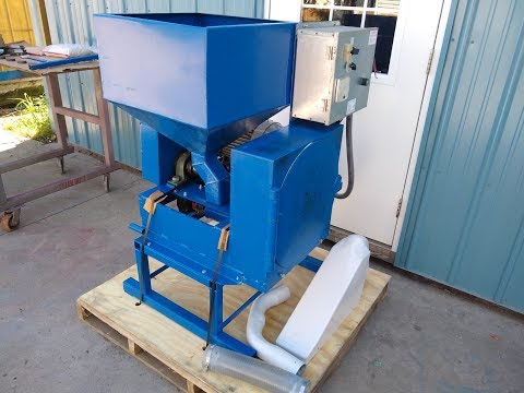 Small Commercial / Industrial Flour Mill