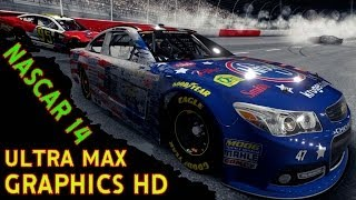 Nascar 14 Ultra Max Graphics PC HD