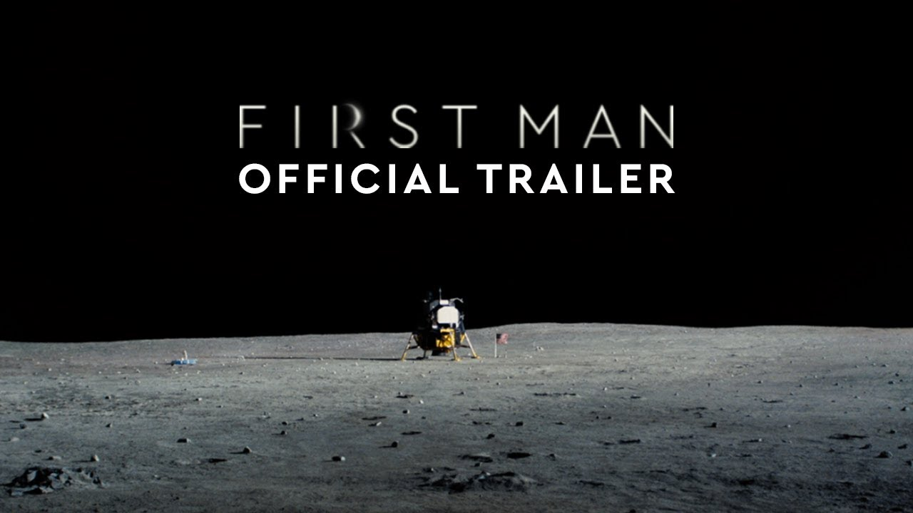 First Man Official Trailer 3 Hd Youtube