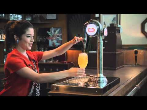 Stella Artois 9-Step Pouring Ritual