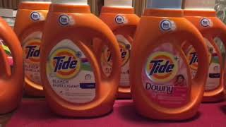 Rite Aid Haul  $1 Tide laundry soap 4/29/18