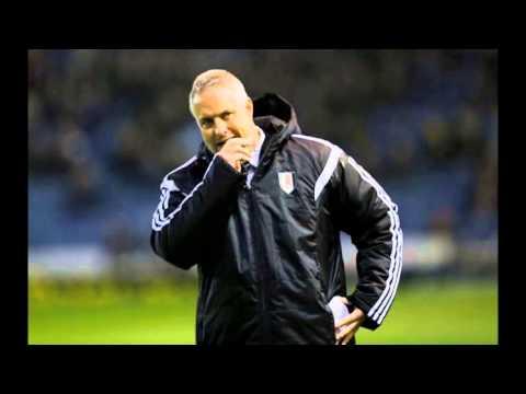 Fulham sack manager Kit Symons
