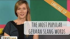 German Slang Words to Sound Like a Native