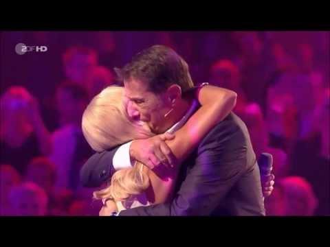 Udo Jurgens - A Tribute by Helene Fischer - 'Merci Cherie'.