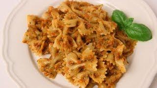 Bowties with Sun Dried Tomato Pesto Recipe