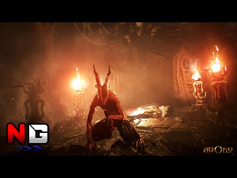 Agony - Survival Horror (Gameplay Trailer)