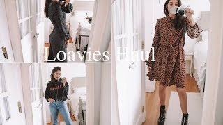 Loavies TRY ON Haul | MIA ROSE