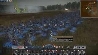 Napoleon: Total War [The Great War Mod 5.1.2] - Окопная война без окопов