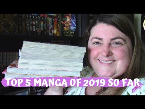 Top 5 Manga Series I Started In 2019 (Jan-Jun)