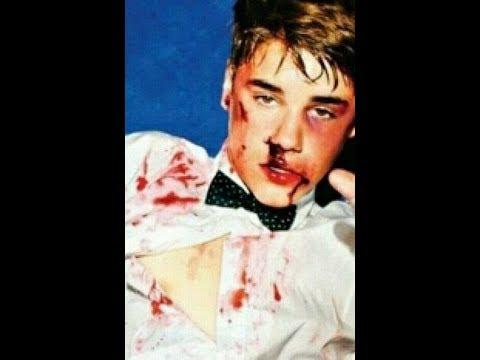 Las caidas mas epicas y graciosas de justin bieber(The most epic and funny falls of Justin Bieber)