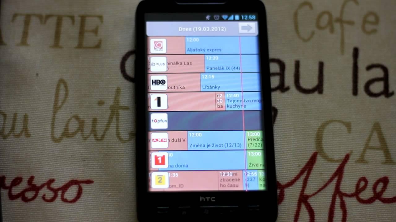 Androidportal tip na aplikáciu: tiviko - androidportal.sk