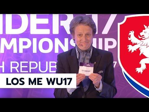 Los ME WU17 2017: Soupeři ve skupině A