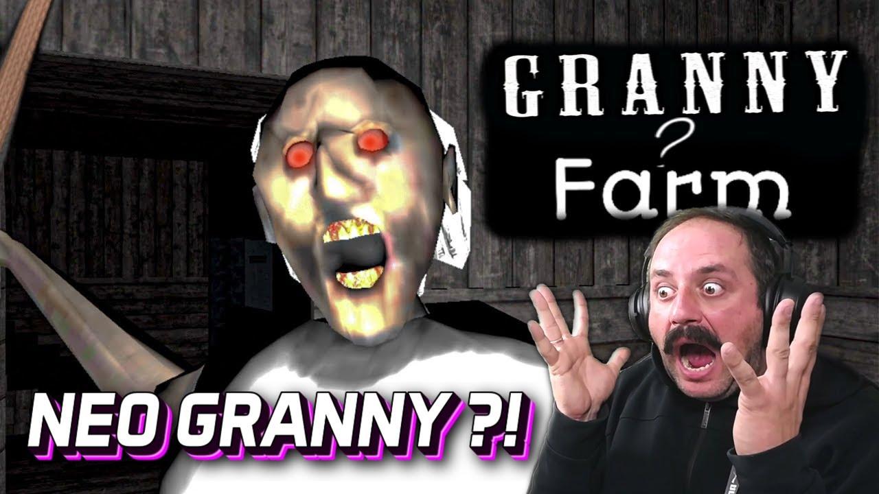 GRANNY FARM ΤΙ ΠΑΙΧΝΙΔΙ ΕΙΝΑΙ ΑΥΤΟ ?! (FunMade Game)