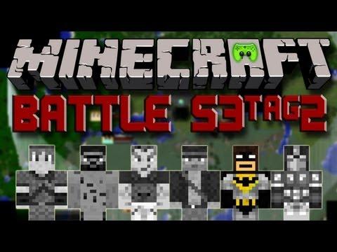 Minecraft Battle Season 3