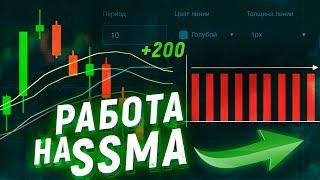 Binarium SSMA - 100% разбор СТРАТЕГИИ для стабильного ЗАРАБОТКА