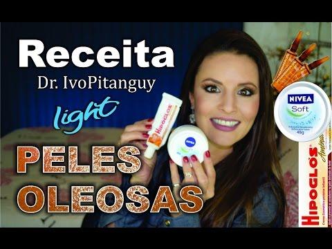 Peles Oleosas - O Melhor Creme Anti-idade, Antirrugas - Receita Dr Ivo Pitanguy por Joyce Vignochi