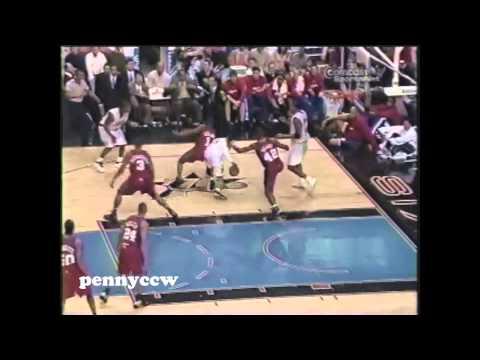 Allen Iverson 34pts Full Highlights vs LA Clippers 02/03 NBA *game winning shot