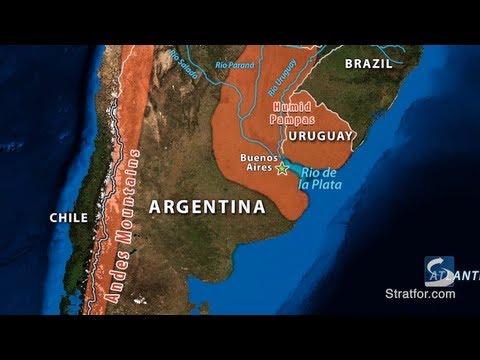 Argentina's Geographic Challenge