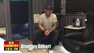 A Special Thank You From Brantley Gilbert
