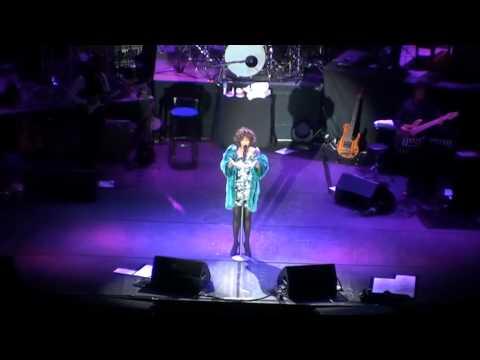 Whitney Houston - Moscow concert (09 Dec 2009)