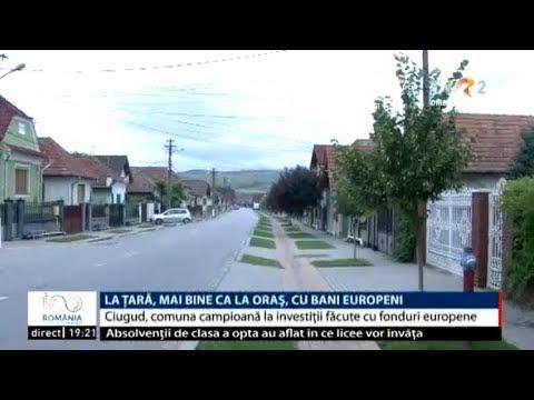 Video: Alba Iulia și Ciugud, exemple bune de cheltuirea ...   Ciugud