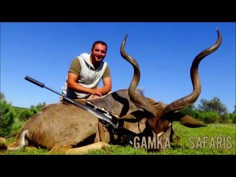 Gamka Safaris Hunting Western Cape Promo 2016