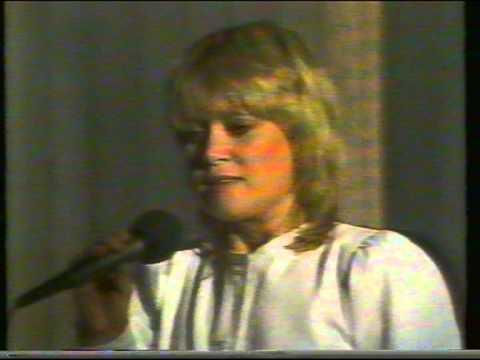Gitte Haenning - Würdest du mich bitte ausreden lassen (1981 live)