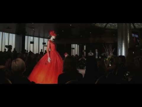 Свадебные платья в Саранске салон Императрица коллекция Татьяны Каплун 2014 показ