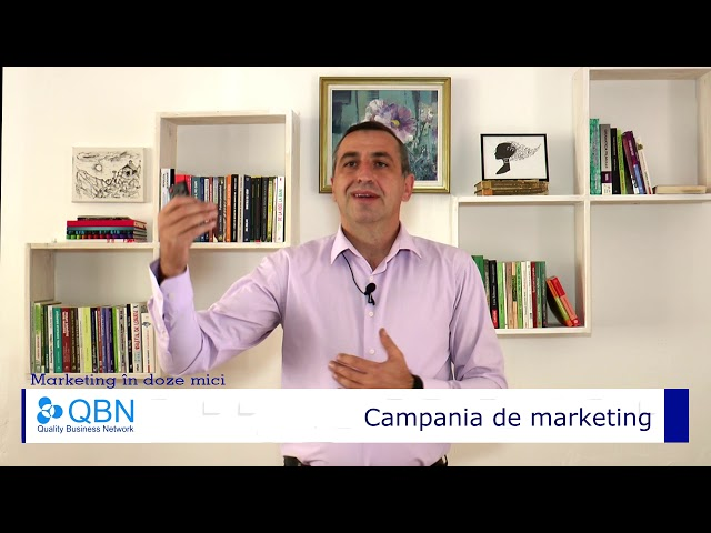Campanii de marketing