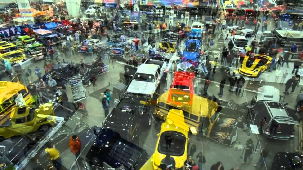 Cincinnati Car Show: 2015 Cincinnati Cavalcade Of Customs Car Show
