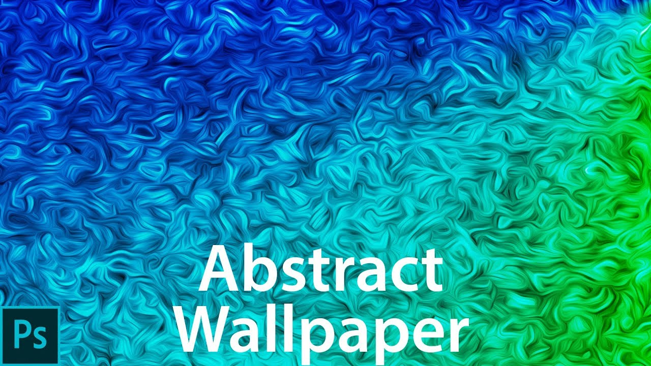 Adobe Photoshop Tutorial How to design an abstract wallpaper in adobe  Photoshop cc 2017 | PS Design
