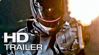 ROBOCOP Offizieller Trailer Deutsch German | 2014 Film [HD]