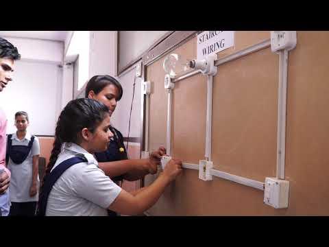 Staircase Wiring 2 | Bhushan ITI