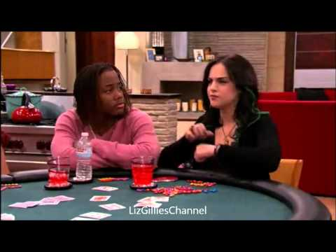 Victorious: The Gorilla Club - Jade imitates Beck's voice [Clip]