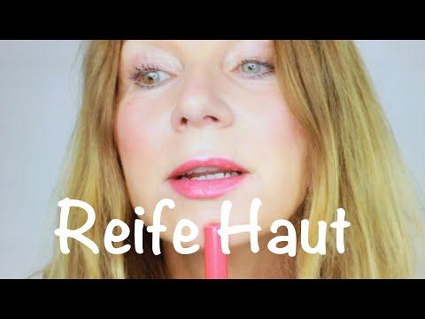 Reife Haut schminken  * Was und was nicht? * Ü 50 * Kirsty - Beauty - Talk